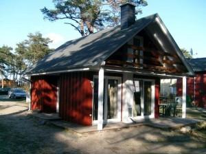 Ansicht Ferienhaus 2255