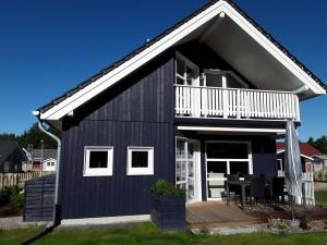 Ansicht Ferienhaus 6820